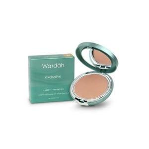Wardah Exclusive Creamy Foundation