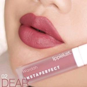 Instaperfect Mattesetter Lip Matte Paint shade Dear