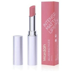 Intense Matte Lipstick shade Blushing Nude