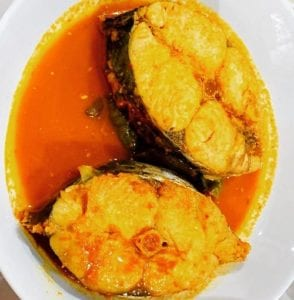 Ikan Asam Padeh