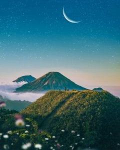 Lokasi dan Rute Menuju Gunung Prau