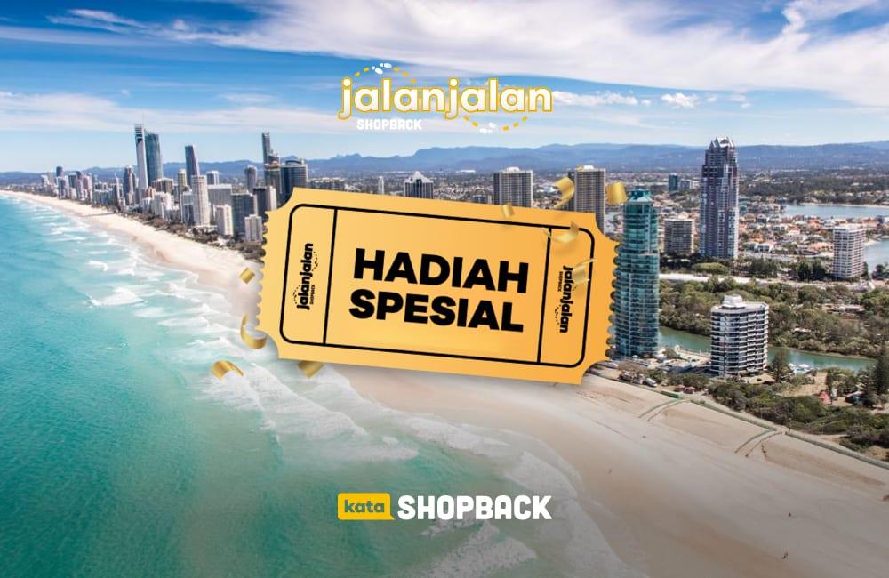 pesan hotel di ShopBack
