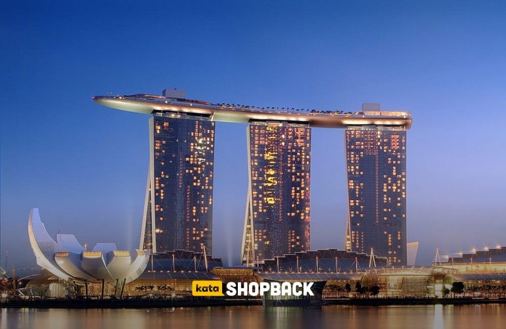 hotel terbaik di singapura
