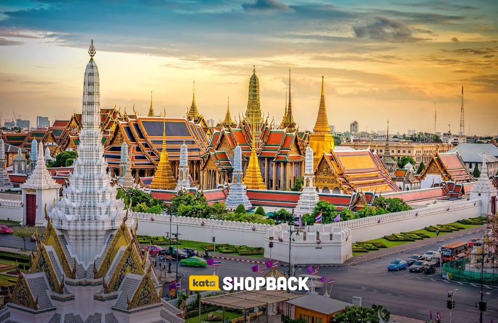 Itinerary Bangkok 4 Hari 3 Malam untuk Liburan yang Lebih Seru!