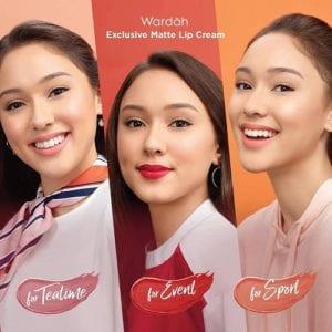 Review Singkat Wardah Exclusive Matte Lip Cream Terbaik