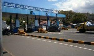 Pelabuhan Padangbai Karangasem