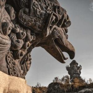 Menawarkan pemandangan khas Bali