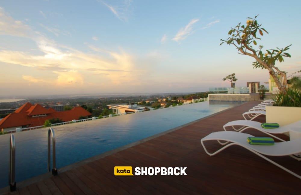 6 Pilihan Hotel Murah di Bali, Kamarnya Nyaman, Fasilitasnya Lumayan