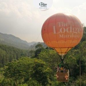 Hot Air Balloon Hydraulic