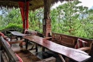 The Dapur Hawu Restaurant