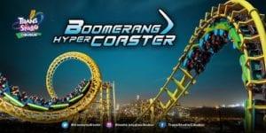 Boomerang Hyper Coaster