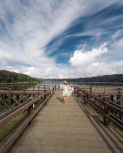 Wisata Danau Buyan