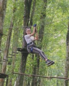 Wisata Bali Treetop Adventure Park