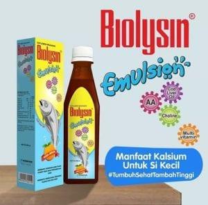 Biolysin Emulsion