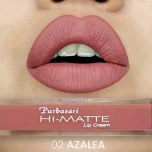 Hi-Matte Lip Cream Shade Azalea