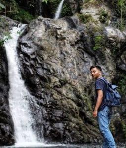 Air Terjun Maratangga