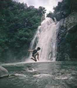 Air Terjun Barong