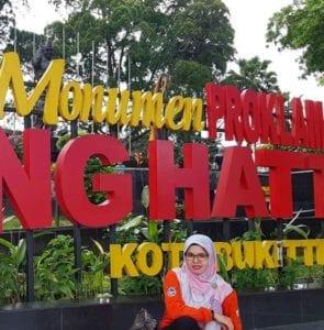 Monumen Taman Bung Hatta