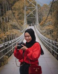Jembatan Gantung Guguak