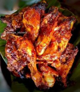 Ayam Bakar Kecap Pedas Manis