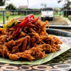 Rendang Ayam Suwir