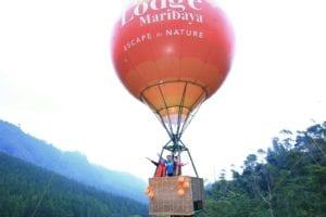 Tentang The Lodge Maribaya