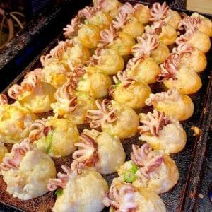 Resep Takoyaki Gurita