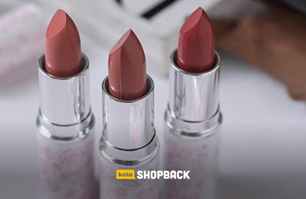 10 Rekomendasi Lipstik Purbasari Matte Terbaik yang Patut Kamu Coba