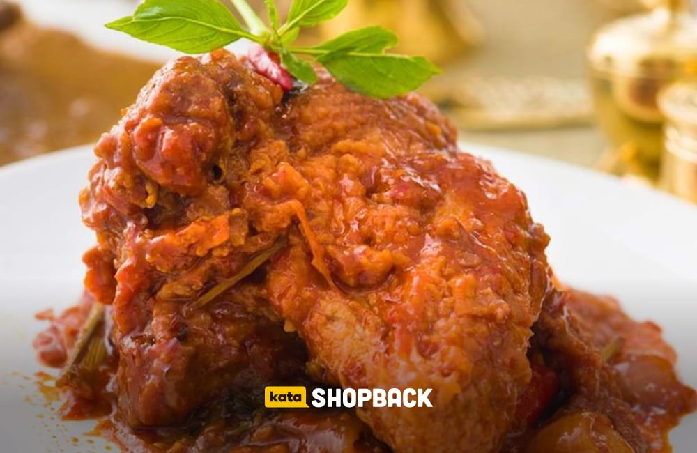 Lezat, 3 Resep Rendang Ayam yang Mudah dan Wajib Kamu Buat