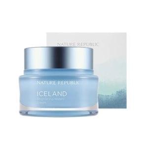 Nature Republic Iceland Brightening Watery Cream