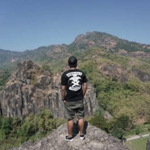 Bukit Gantole Wonogiri