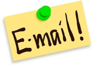 Isi judul email