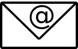 Isi alamat email perusahaan