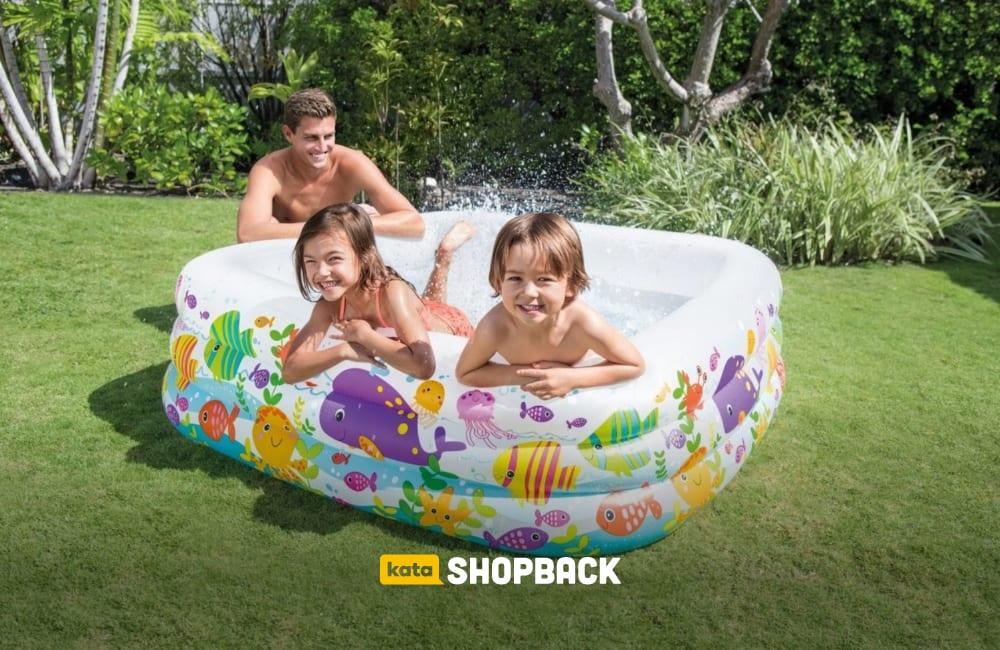 harga kolam renang anak