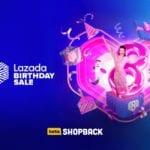Promo Ulang Tahun Lazada 2020