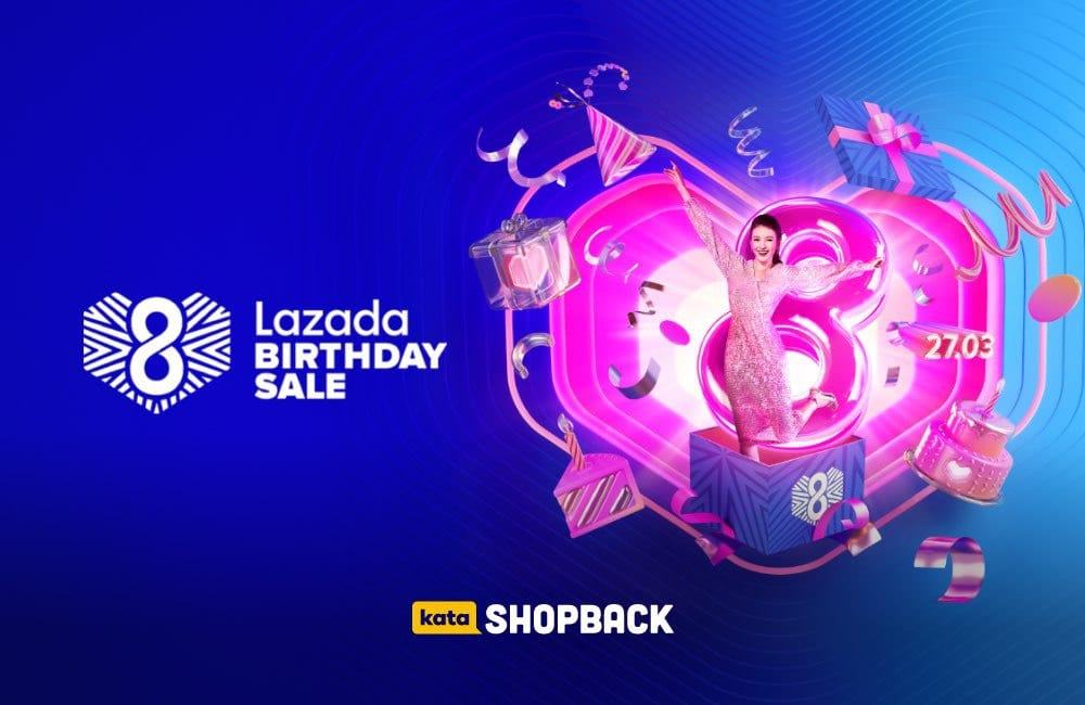 Daftar Kumpulan Promo Ulang Tahun Lazada 2020, Diskon Hingga 99%!