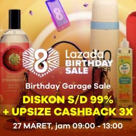 garage sale Lazada