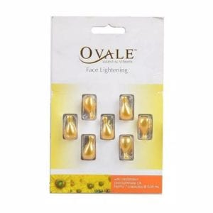 Ovale Essential Vitamin Face Lightening