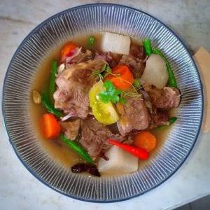 Resep Sop Daging Rempah