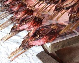 Cakalang Fufu