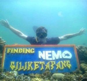 Titik Snorkeling Gili Ketapang