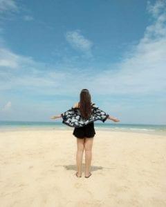 Tepi Pantai Gili Ketapang
