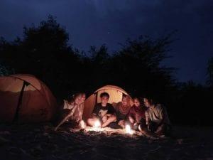 Camping Ground Gili Ketapang