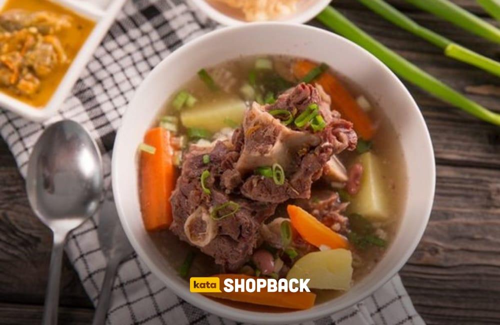 resep sop daging