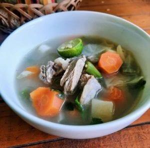 resep sop daging sapi sederhana
