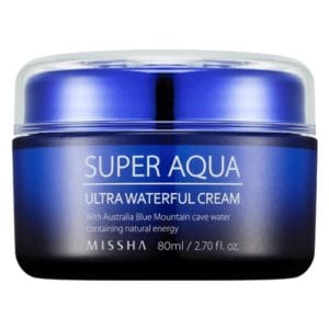 Missha Super Aqua Ultra Water Full Clear Cream