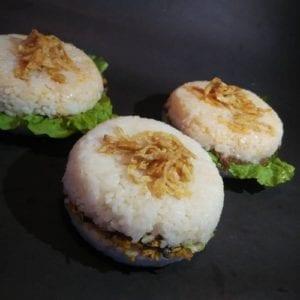 Burger Nasi Yakiniku