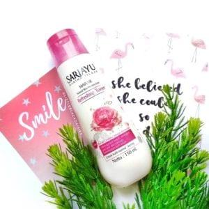 Sariayu Natural Skin Refreshing Toner