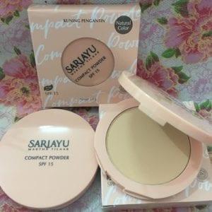 Sariayu Compact Powder Bedak Padat SPF 15 Refresh Aromatic