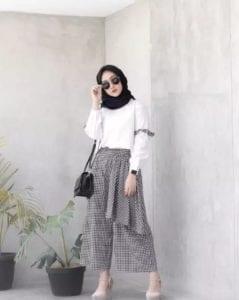 baju muslim remaja dengan kulot